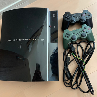 PlayStation3 - プレイステーション3 本体 ジャンク CECHA00 初期型
