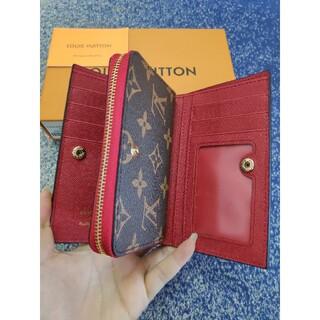 LOUIS VUITTON - ❣国内即発❣ ♬大人気限定 セールルイヴィトン、 折り財布❉小銭入れ♬ 超美品