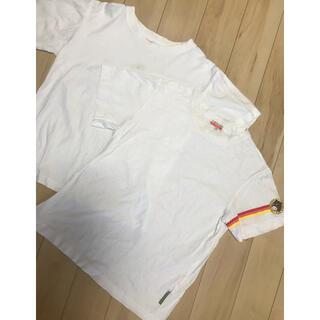 カステルバジャック(CASTELBAJAC)のホワイトTシャツ 140㎝カステルバジャック他2枚(Tシャツ/カットソー)