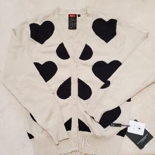 ダブルスタンダードクロージング(DOUBLE STANDARD CLOTHING)のダブルスタンダード 新品未使用タグ付(カーディガン)