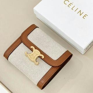 celine - 超可愛い!折り財布セリーヌ☆CELINE 即購入OK 人気品 早い者勝ち