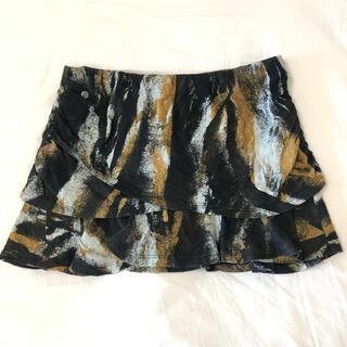 ディーゼル(DIESEL)の【均一セール中】DIESEL コットンスカートSサイズ(ミニスカート)