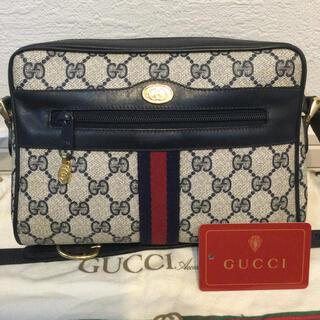 Gucci - 極美品♡大人気縦シェリーライン オールド GUCCIグッチ ショルダーバッグ