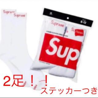 シュプリーム(Supreme)のsupreme靴下(ソックス)