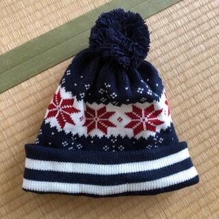 シマムラ(しまむら)のニット帽 ノルディック(ニット帽/ビーニー)