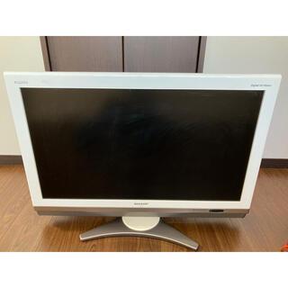 アクオス(AQUOS)の【AQUOS】液晶テレビ32型 LC-32DS6【SHARP】(テレビ)