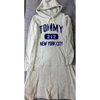トミー(TOMMY)のTommy ロングパーカー (ロングワンピース/マキシワンピース)