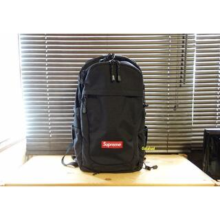 Supreme - 美品 Supreme 12AW Backpack バックパック リュックサック