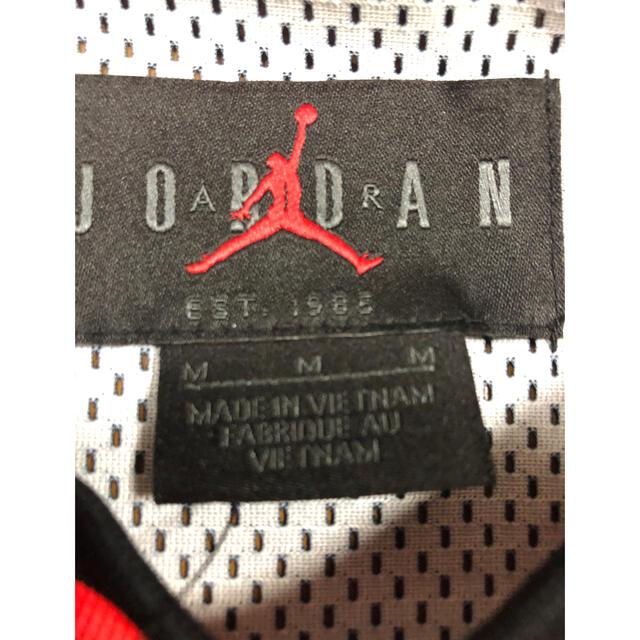 NIKE(ナイキ)のパリサンジェルマン×ジョーダン メッシュトップ スポーツ/アウトドアのサッカー/フットサル(ウェア)の商品写真