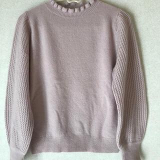 STRAWBERRY-FIELDS - ストロベリーフィールズ 大人かわいいセーター 完売品