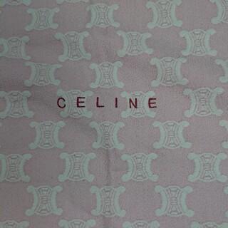 セリーヌ(celine)のCELINE  ブランケット  ベビーピンク(おくるみ/ブランケット)