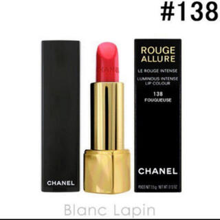 CHANEL - CHANEL ROUGEALLUR LIP 口紅