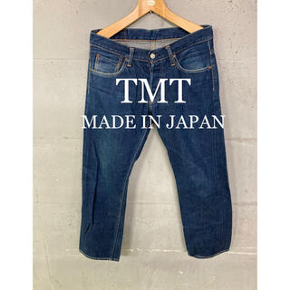 ティーエムティー(TMT)のTMT セルビッチデニム!赤耳!日本製!(デニム/ジーンズ)