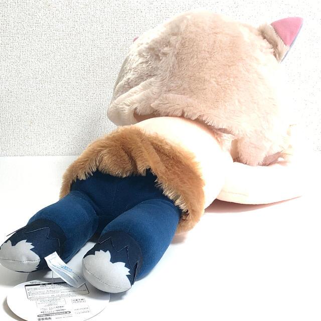 BANPRESTO(バンプレスト)の鬼滅の刃 メガジャンボ寝そべりぬいぐるみ 伊之助 獣面Ver エンタメ/ホビーのおもちゃ/ぬいぐるみ(ぬいぐるみ)の商品写真