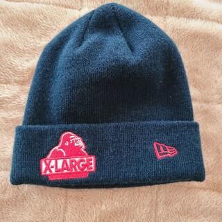 エクストララージ(XLARGE)のニューエラ エクストララージ ニット帽 キャップ(キャップ)