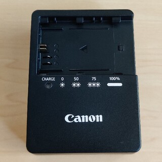 Canon - LC-E6 キヤノン 充電器