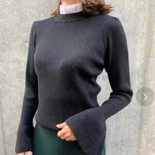 ダブルスタンダードクロージング(DOUBLE STANDARD CLOTHING)のDOUBLE STANDARD CLOTHING 2021AW ニット 36(ニット/セーター)
