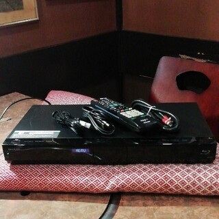 SHARP - SHARP AQUOS BD-S520 12倍録 320GB リモ等付フル装備!