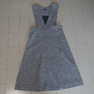 PINK HOUSE - PINK HOUSEインゲボルグ ジャンバースカート☆