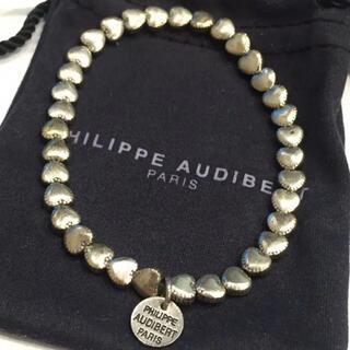 Philippe Audibert - 【フィリップオーディベール】ブレスレット【ハート】