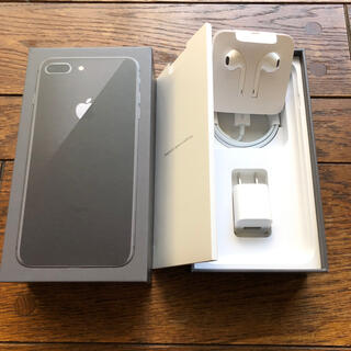 Apple - 11/27まで iPhone8plus 空箱