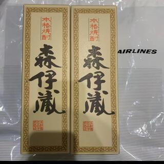 sake 様 専用 森伊蔵2本(焼酎)
