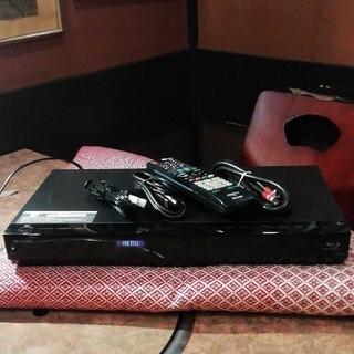 SHARP - SHARP AQUOS BD-W515 12倍録 500GB リモ等付フル装備!