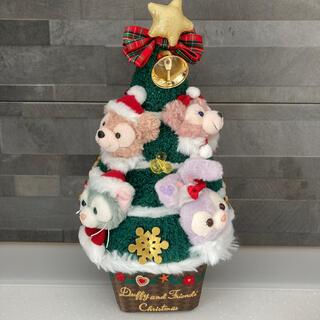 ダッフィー - ダッフィー クリスマスツリー