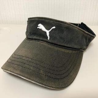 プーマ(PUMA)のPUMA プーマ ゴルフ Golf サンバイザー キャップ 帽子 ハット CAP(サンバイザー)