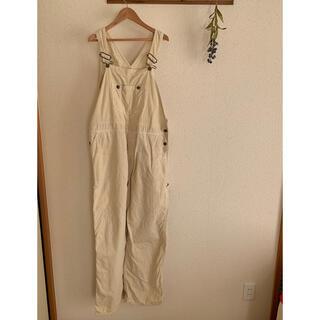 ネストローブ(nest Robe)のnest robe  ゴーデュロイオーバーオール(サロペット/オーバーオール)