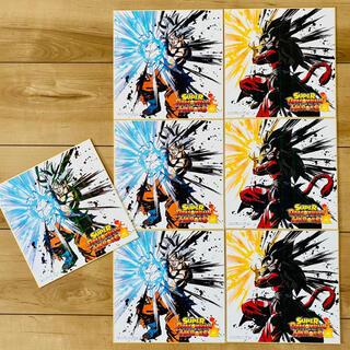 ドラゴンボール(ドラゴンボール)の新品未使用【一番くじ】ドラゴンボール 色紙 全7点(キャラクターグッズ)