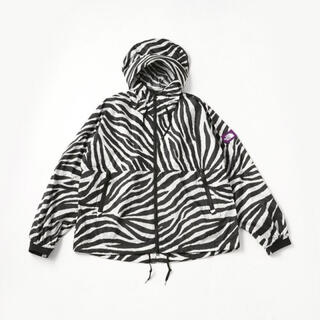 THE NORTH FACE - THE NORTH FACE PURPLE LABEL ゼブラマウンテンパーカー