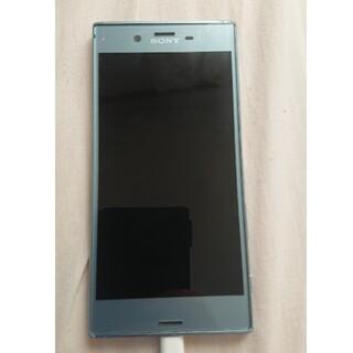 SONY - Xperia XZS 32GB 赤ロム