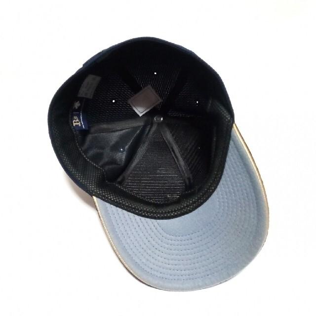 DESCENTE(デサント)のオリックスバファローズ プロコレ キャップ 帽子 野球帽 61cm スポーツ/アウトドアの野球(応援グッズ)の商品写真