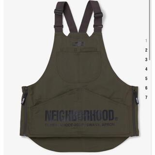 NEIGHBORHOOD - NEIGHBORHOOD NH . ODE /C-VEST GRIP SWANY
