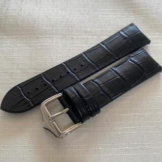 BREITLING - クロコラバー レザー ベルト 22mm 防水 透湿
