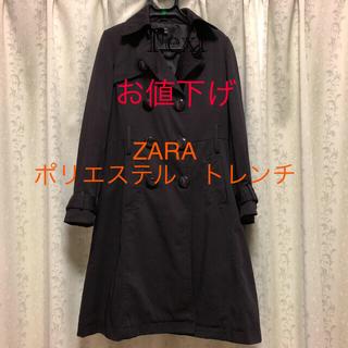 ZARA - ZARA  トレンチコート Mサイズ