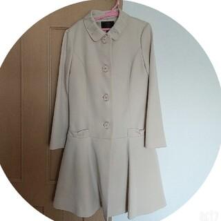 TOCCA - 裾フレアライナー付きコート クリーニング済み
