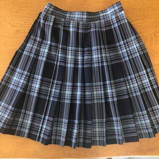 ポンポネット(pom ponette)の制服用スカート(ひざ丈スカート)