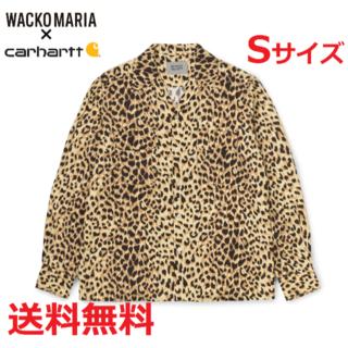 WACKO MARIA - 新品 Carhartt× WACKO MARIA レオパード アロハシャツ