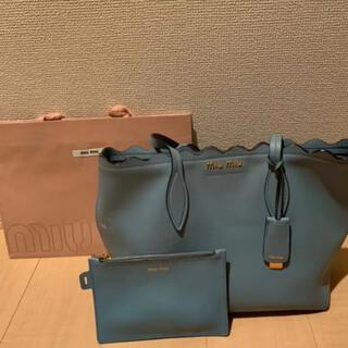 miumiu - miumiuトートバッグ