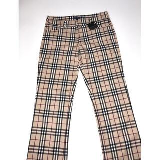 BURBERRY - 新品未使用 タグ付 バーバリー ロンドン パンツ サイズ40