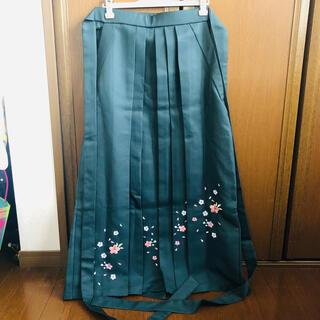 袴 卒業式 コスプレ 刺繍入り(着物)