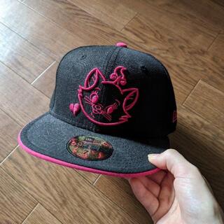 Disney - ニューエラ ディズニー マリー おしゃれキャット 帽子 キャップ