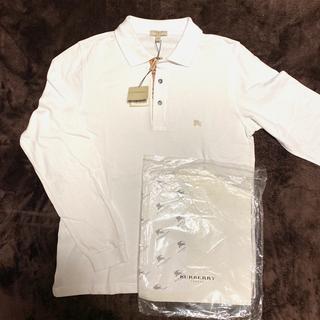 BURBERRY - 新品バーバリーポロシャツ