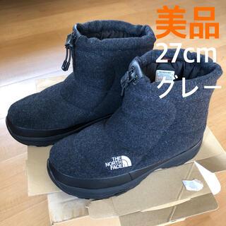 THE NORTH FACE - ノースフェイス ヌプシブーティ ウール 27cm ヌプシ ブーツ NF51879