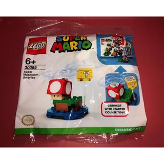 Lego - LEGOマリオ 30385 スーパーキノコ レゴ MARIO