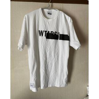 ダブルタップス(W)taps)のwtaps  Tシャツ side effect(Tシャツ/カットソー(半袖/袖なし))