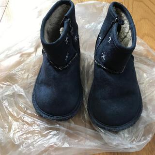 ファミリア(familiar)の閉店セール♡14.5cm ファミリア  ムートンブーツ(ブーツ)