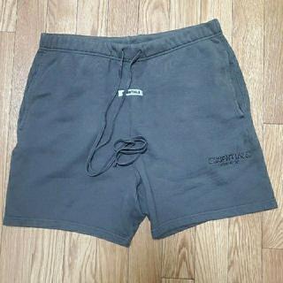 フィアオブゴッド(FEAR OF GOD)の(古着)fog essentials Sweat Shorts(ショートパンツ)